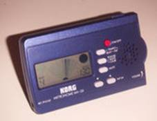 A Digital Metronome