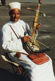 Marrakesh Musician 1