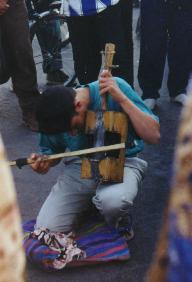Marrakesh Musician 2
