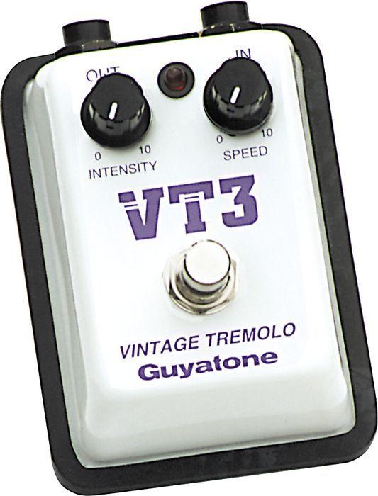 Guyatone VT-3 Vintage Tremolo Pedal
