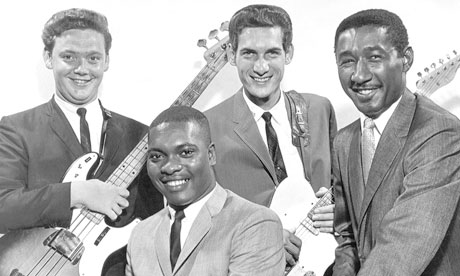 "Donald ""Duck"" Dunn with Booker T & the MG's"