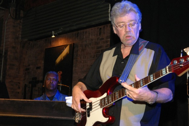 "Donald ""Duck"" Dunn in concert"