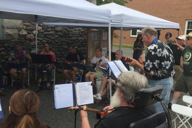 Community, Music, Friends, Gratitude