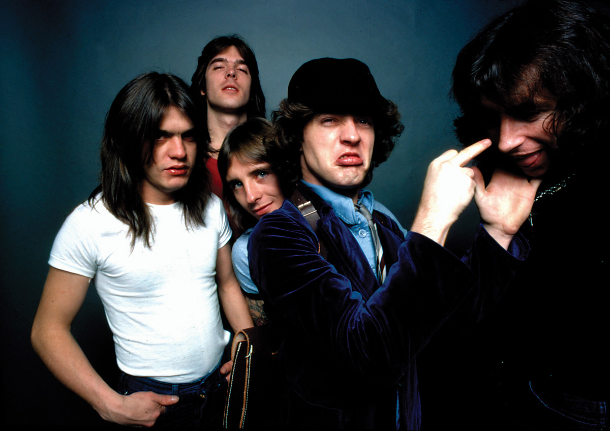 Download AC/DC Albums from iTunes