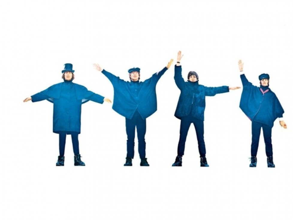 Help! The Beatles