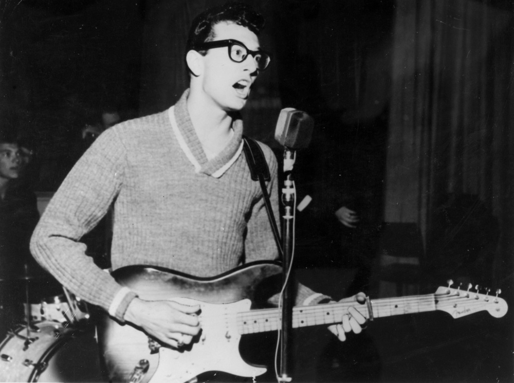 Buddy Holly – Music Biography