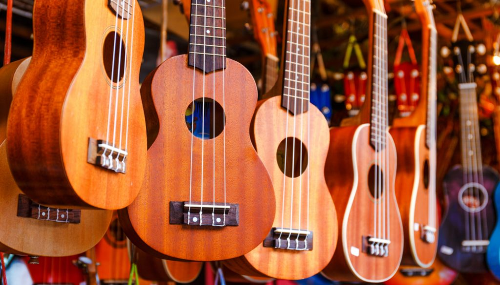 Learn to play the baritone ukulele