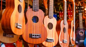 Buying a Ukulele