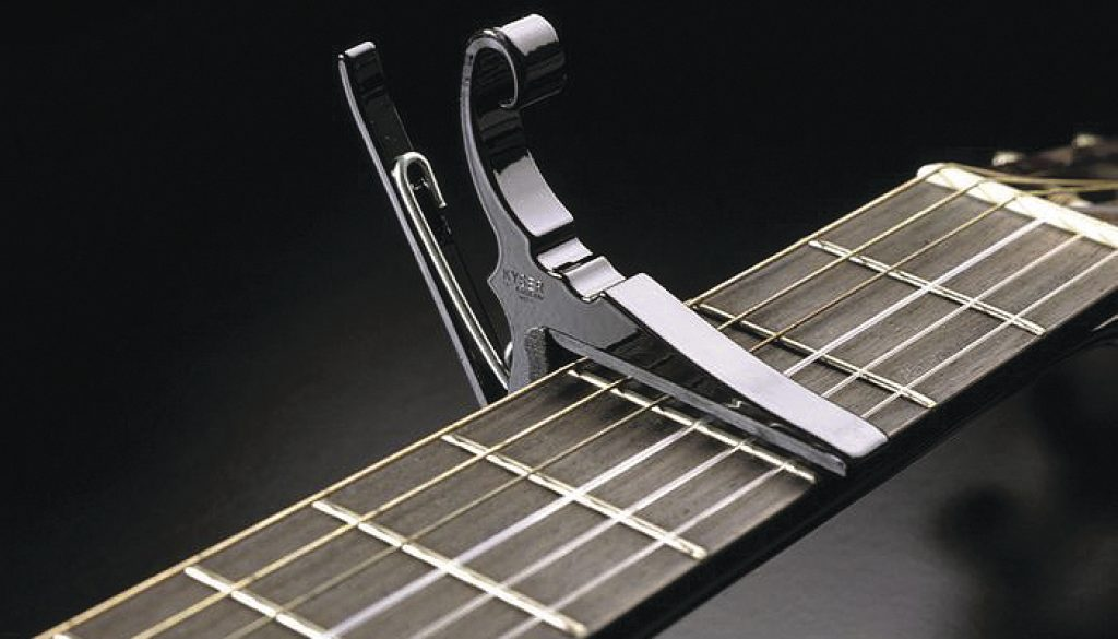 The Underappreciated Art Of Using A Capo Guitar Noise