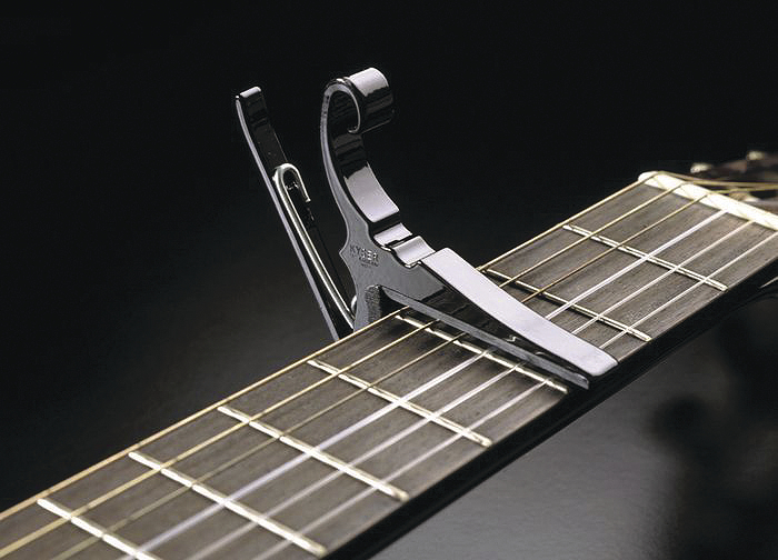 The Underappreciated Art of Using a Capo