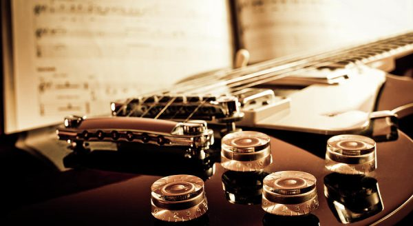Guitar Knobs and Notes