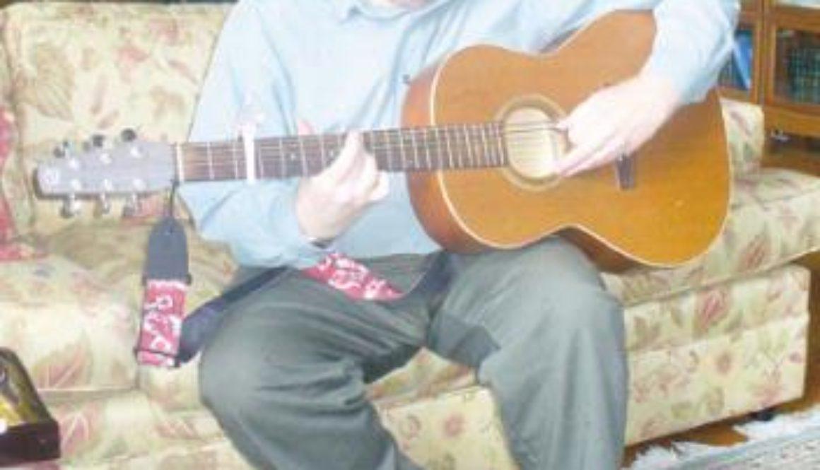 Correct Guitar Posture