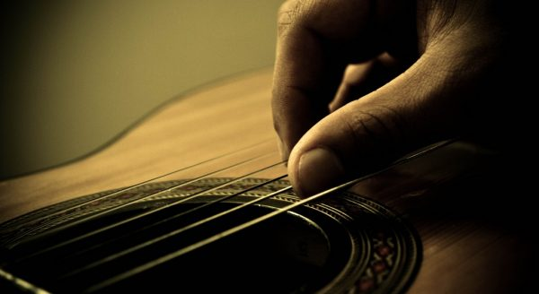 Finger Picking Guitar