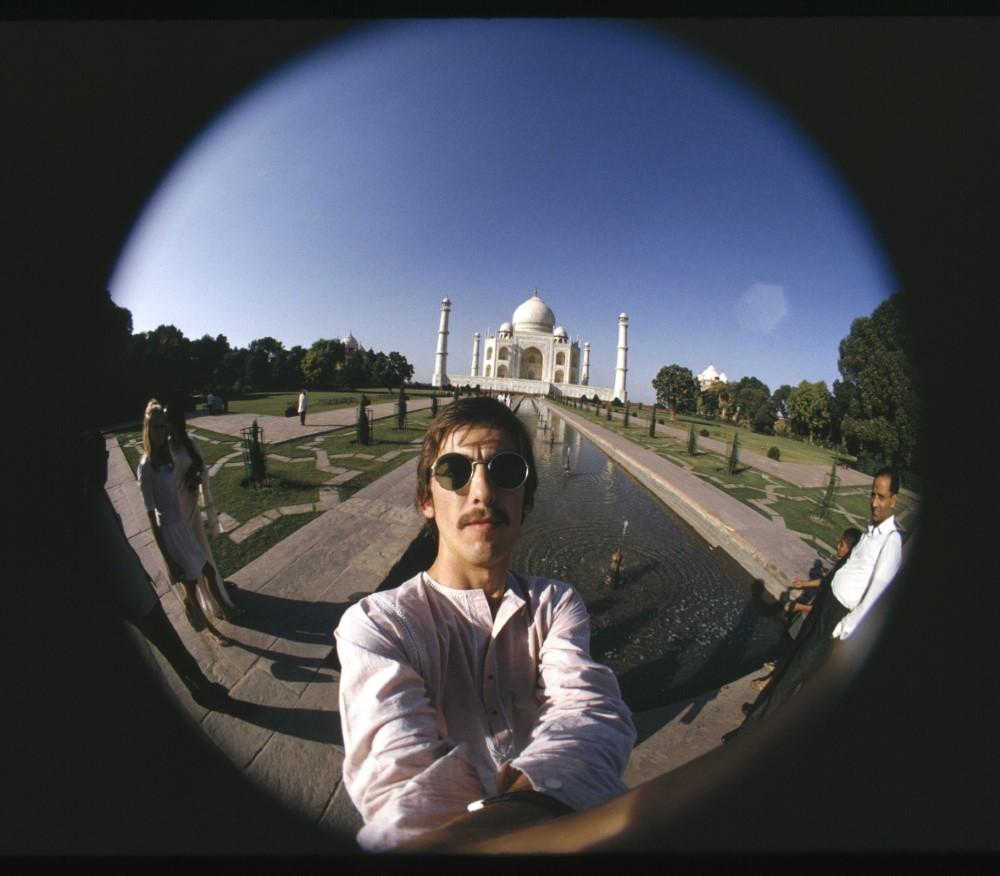 George Harrison Selfie