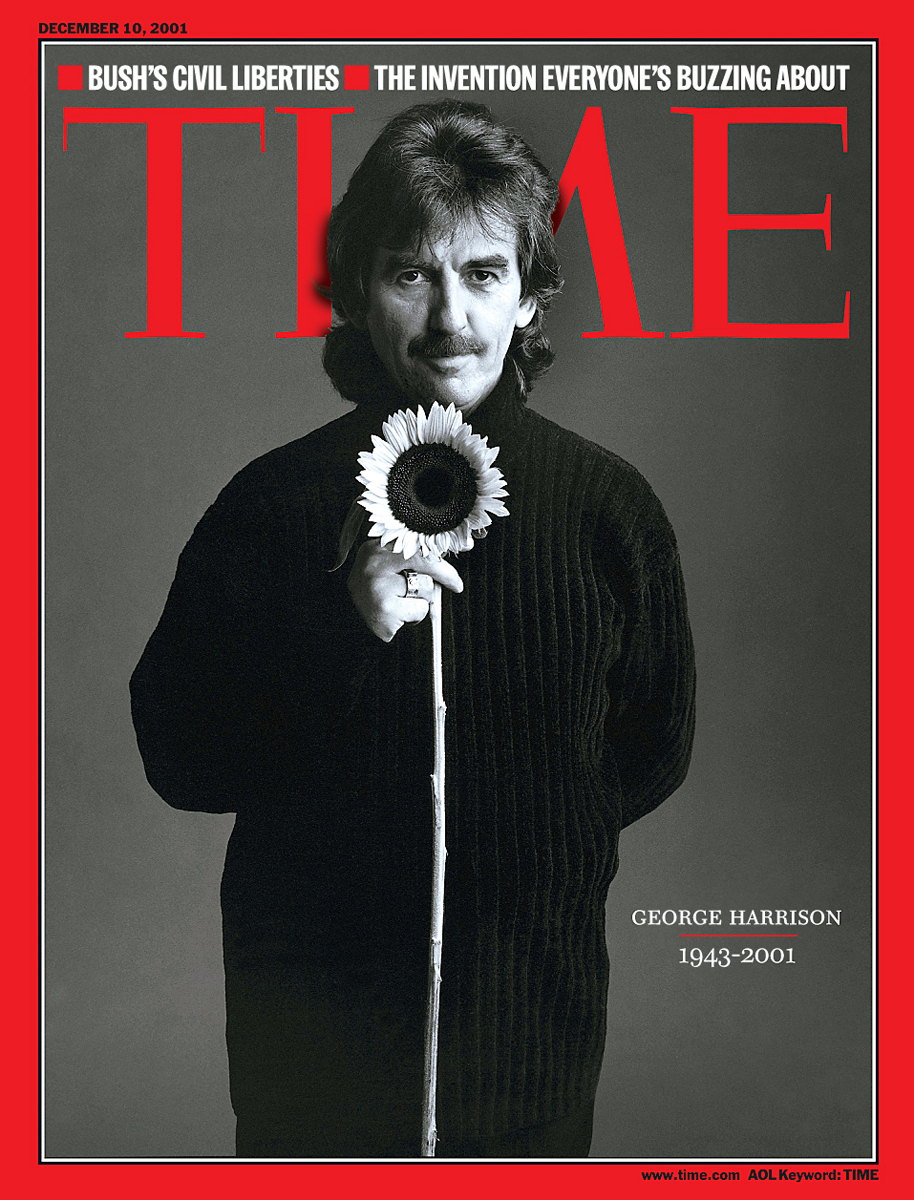 George Harrison cover