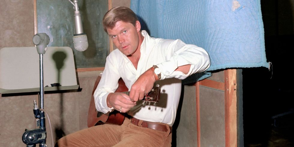 Glen Campbell studio