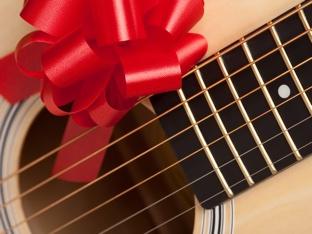 Gift Guitar