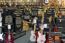 Guitar Showroom