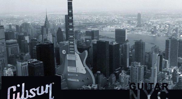 Guitar Skyscraper