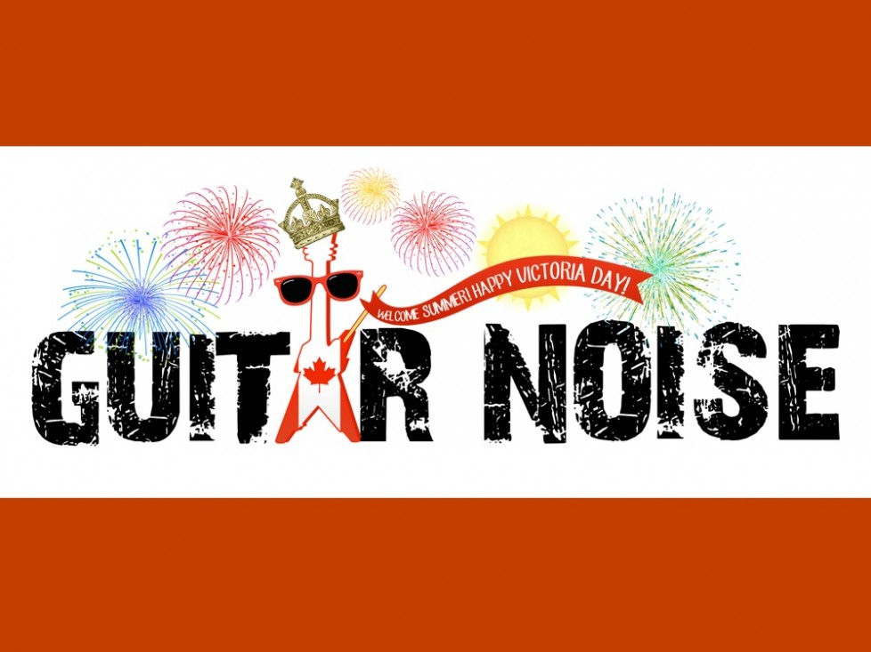 (Sort of the) Guitar Noise News – May 2014