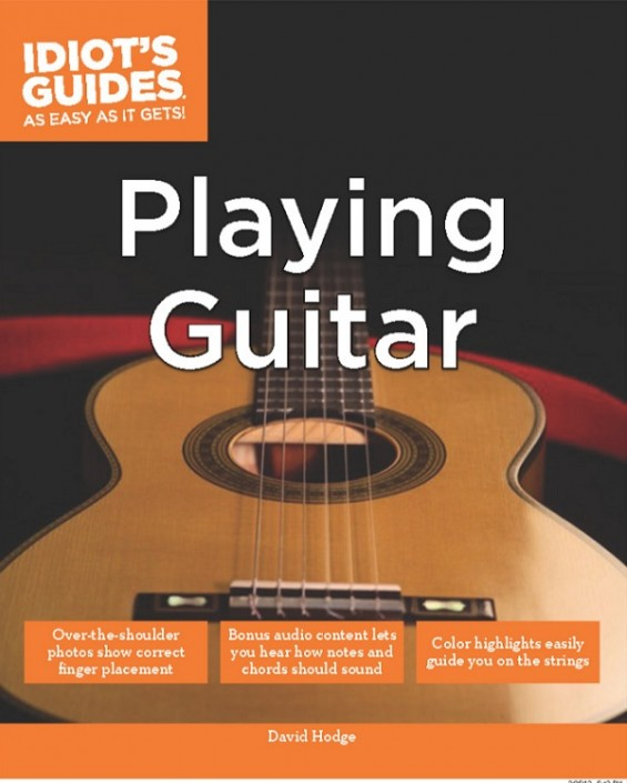 Idiot's Guide: Playing Guitar