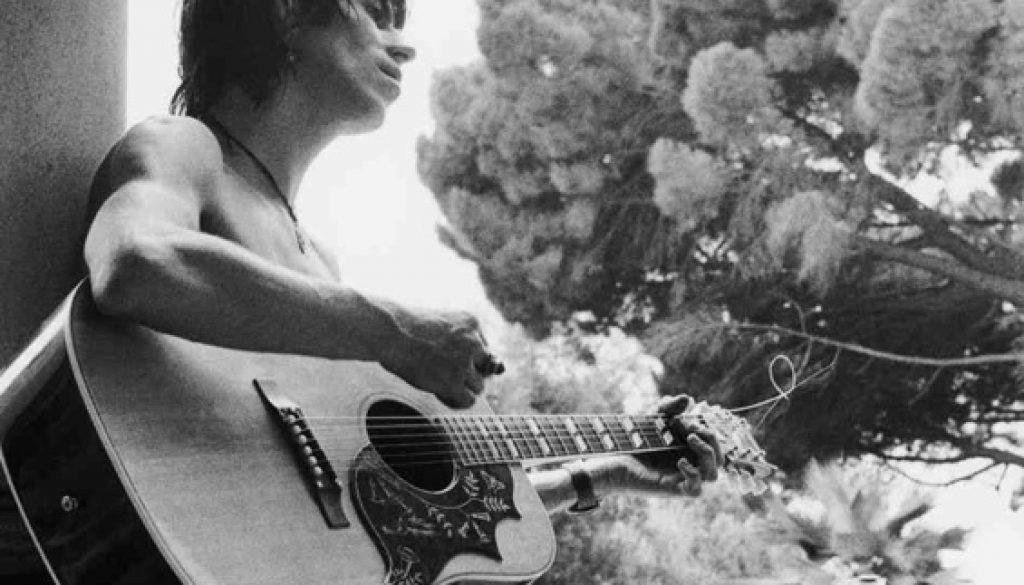 Keith Richards 1970s