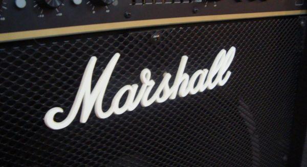 Marshall Amp Logo