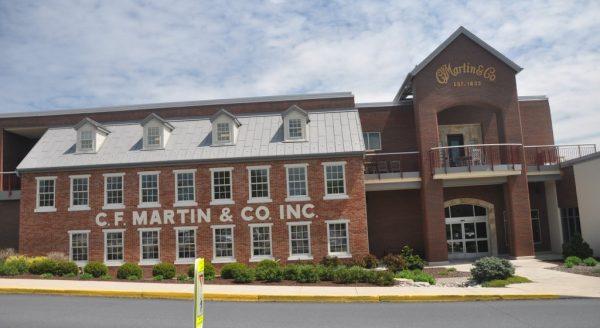 Martin Guitar Factory