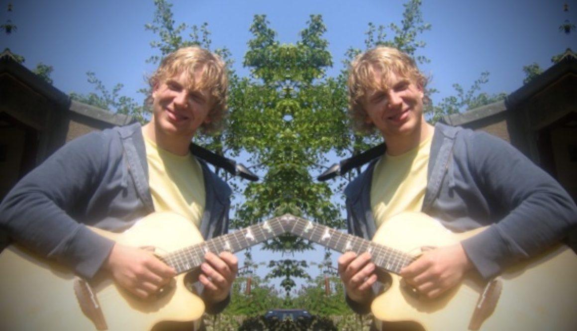 Outdoor Guitar Jam