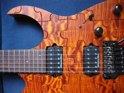 Puzzle Guitar