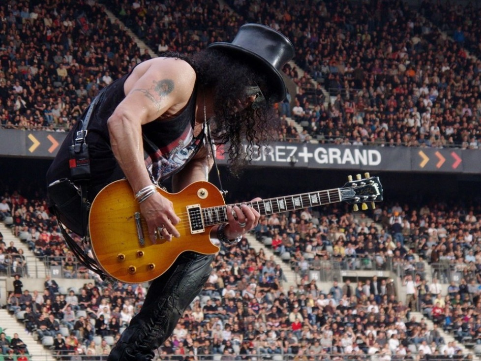 Slash – Music Biography