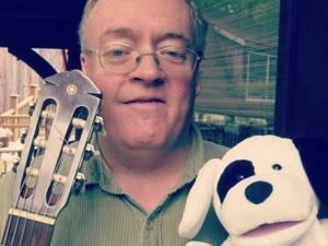 David Hodge Sock Puppets
