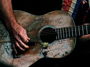 Willie Nelson's Guitar