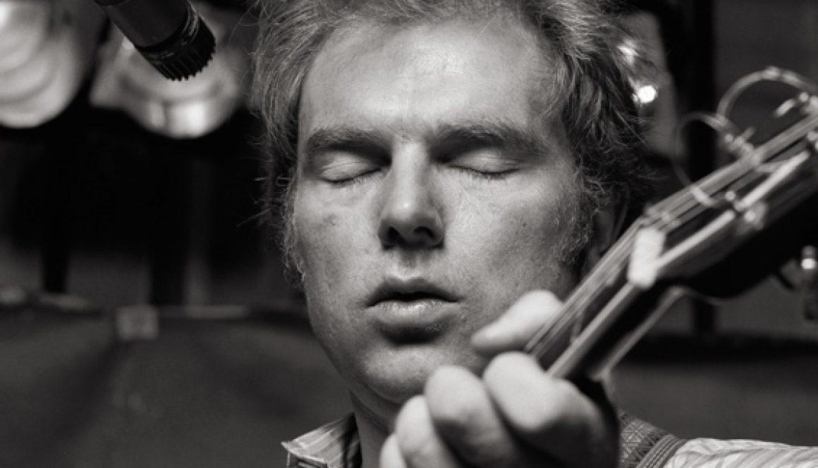 Van Morrison Black and White