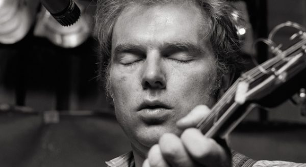 Van Morrison Black and White
