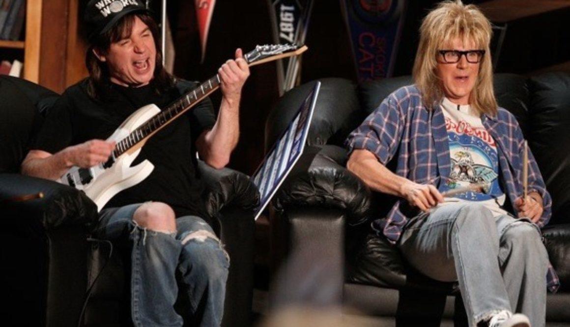 Wayne's World Guitar