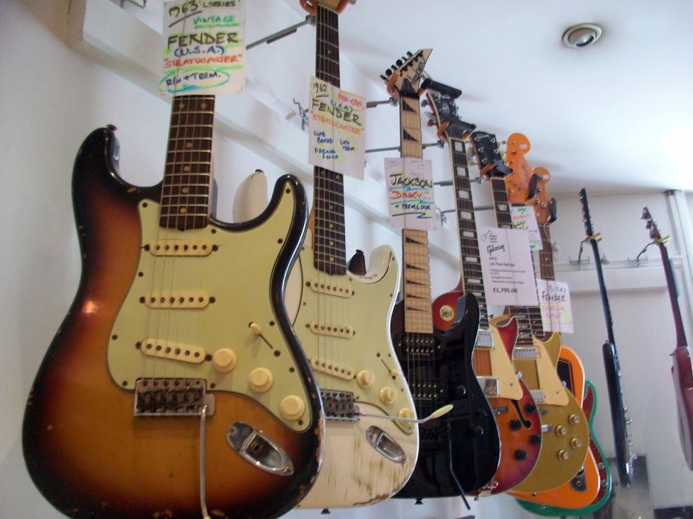 Which Guitar First?